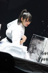 ライブ『アップアップガールズ(仮)日本武道館超決戦 vol.1』の模様
