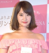 『ぷりぷりプリンセス』のPRイベントに出席した永尾まりや (C)ORICON NewS inc.