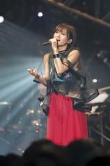 『山本彩 LIVE TOUR 2016〜Rainbow〜』東京公演より(C)Sayaka Yamamoto