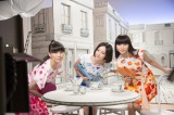 『Ora2×Perfume All Day くちもとBeauty』篇メイキングより
