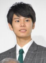 映画『オケ老人!』公開記念舞台あいさつに出席した萩原利久 (C)ORICON NewS inc.