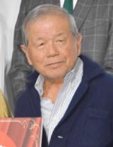 映画『オケ老人!』公開記念舞台あいさつに出席した左とん平 (C)ORICON NewS inc.