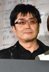 映画『ミュージアム』初日舞台あいさつに出席した細川徹監督 (C)ORICON NewS inc.