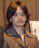 映画『裏切りの街』初日舞台あいさつに登壇した池松壮亮 (C)ORICON NewS inc.