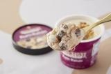 コールド・ストーン・クリーマリーとセブン−イレブンの共同開発アイス『ラムレーズンアイスクリーム』が15日に発売!