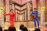 『M-1オールスター超ネタ祭り』に出演するテツandトモ(C)ABC