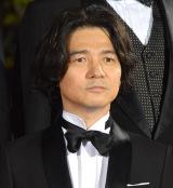 映画『海賊とよばれた男』レッドカーペットに登場した吉岡秀隆 (C)ORICON NewS inc.