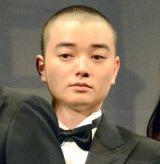 映画『海賊とよばれた男』舞台あいさつに登壇した染谷将太 (C)ORICON NewS inc.