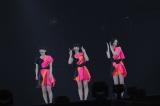 ドームツアーの最終公演を成功させたPerfume=12日・福岡ヤフオク!ドーム Photo by 福島啓和
