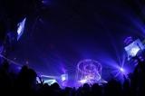 ドームツアーの最終公演を成功させたPerfume=12日・福岡ヤフオク!ドーム Photo by ハラエリ