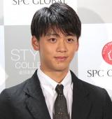 『ベスト スタイリング アワード 2016』を受賞した竹内涼真 (C)ORICON NewS inc.