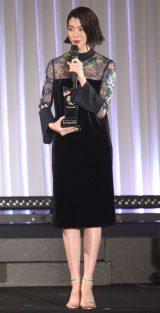 『ベスト スタイリング アワード 2016』を受賞した三吉彩花 (C)ORICON NewS inc.
