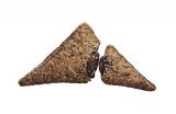 チョコクリーム20%増量の『三角チョコパイ黒』