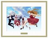 『株式会社カラー10周年記念展』で販売される複製原画イメージ 4万3200円 (C)カラー