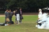 ダウンタウンらおなじみのメンバーを笑撃のトラップが襲う(C)日本テレビ