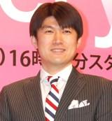 藤井貴彦アナウンサー (C)ORICON NewS inc.