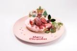 『スペシャルクリスマスパンケーキ』(c)SAN-X CO., LTD. ALL RIGHTS RESERVED.