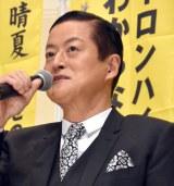 映画『幸福のアリバイ〜Picture〜』初日舞台あいさつに出席した陣内孝則 (C)ORICON NewS inc.