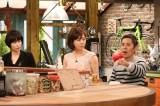 11月19日放送、関西テレビ『おかべろ』に高橋真麻がゲスト出演。マネージャーも一緒(C)関西テレビ