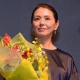 『第8回TAMA映画賞』本年度最も心に残った女優を表彰する最優秀男優賞を受賞した小泉今日子(C)ORICON NewS inc.