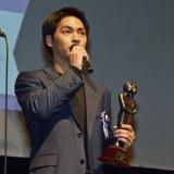 『第8回TAMA映画賞』特別賞を受賞した『ディストラクション・ベイビーズ』に出演していた柳楽優弥(C)ORICON NewS inc.