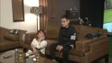熱海の貸別荘で夫婦初の旅ロケを行った加藤茶夫妻(C)フジテレビ