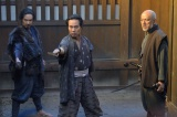 NHK大河ドラマ『真田丸』第41回より。九度山村から幸村が脱出するのを手助けする佐助(C)NHK