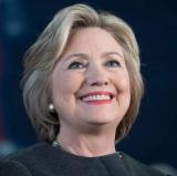 ヒラリー・クリントン氏(出典元:Google+ Hillary Clinton)