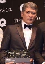 『GQ MEN OF THE YEAR 2016』授賞記者会見に出席した吉川晃司 (C)ORICON NewS inc.