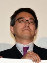 映画『聖の青春』初日舞台あいさつに駆けつけた羽生善治三冠 (C)ORICON NewS inc.