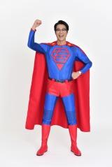 俳優の堤真一が主演する来年1月スタートの日本テレビ系連続ドラマ『スーパーサラリーマン左江内氏』(毎週土曜 後9:00)のポスタービジュアルが完成 (C)日本テレビ