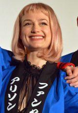 映画『ファンタスティック・ビーストと魔法使いの旅』キャストのアリソン・スドル (C)ORICON NewS inc.
