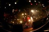 5人組ロックバンドFLOWのライブ写真