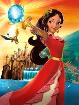 主人公は、邪悪な魔女から王国を救った勇敢な16歳のエレナ (C)Disney