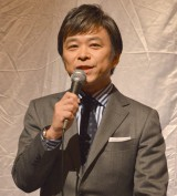 『第67回NHK紅白歌合戦』の総合司会を務める武田真一アナ (C)ORICON NewS inc.
