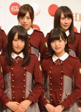 デビュー8ヶ月で紅白出場を果たした欅坂46 (C)ORICON NewS inc.