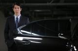 『美しい星』で謎の代議士秘書を演じる佐々木蔵之介 (C)2017「美しい星」製作委員会