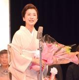 高橋惠子=『第40回山路ふみ子映画賞』贈呈式 (C)ORICON NewS inc.