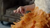 『ののじ 根菜フリルサラダ 削り〜ナ』の動画広告「フリルドレス」篇