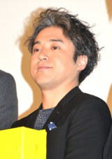 映画『疾風ロンド』公開初日舞台あいさつに登壇したムロツヨシ (C)ORICON NewS inc.