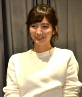 台湾映画『私の少女時代-OUR TIMES-』初日舞台あいさつに出席したほのか (C)ORICON NewS inc.