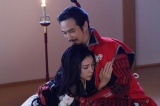 NHK大河ドラマ『真田丸』第47回「反撃」(11月27日放送)より。和睦に傾く茶々(竹内結子)(C)NHK