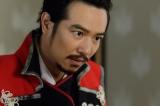 NHK大河ドラマ『真田丸』第47回「反撃」(11月27日放送)より。きり(長澤まさみ)から和睦交渉の結果を知らされ、幸村は激しい衝撃を受ける(C)NHK