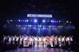 『HKT48 5周年記念特別公演』より(C)AKS