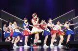 「微笑みポップコーン」=『HKT48 5周年記念特別公演』より(C)AKS