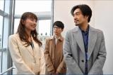 TBS系連続ドラマ『逃げるは恥だが役に立つ』第9話より登場する内田理央 星野源、大谷亮平らと共演(C)TBS
