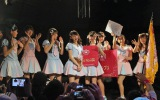福島県いわき市を拠点に活動する8人組ユニット「アイくるガールズ」
