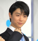 羽生結弦 (C)ORICON NewS inc.