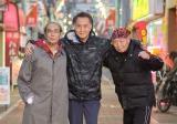 北大路欣也(中央)、泉谷しげる(右)、志賀廣太郎(左)が三たび集結。金曜8時のドラマ『三匹のおっさん3〜正義の味方、みたび!!〜』2017年1月放送開始(C)テレビ東京