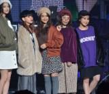高橋愛がモデルとしても登場したファッションショー (C)oricon ME inc.